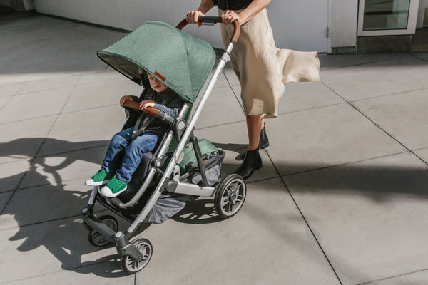 What age can you use UPPAbaby Cruz for