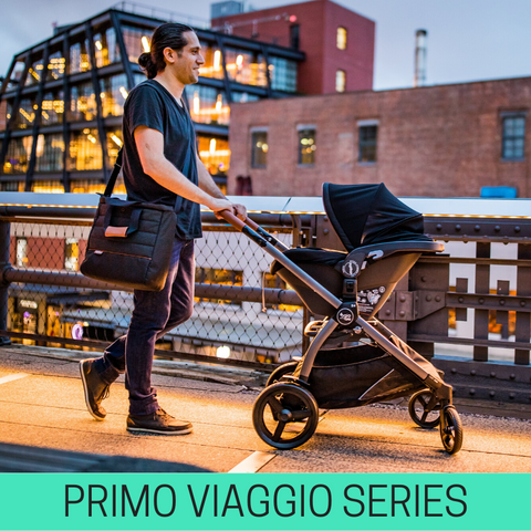 strollers compatible with peg perego car seats