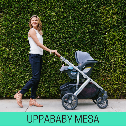 strollers compatible with uppababy mesa