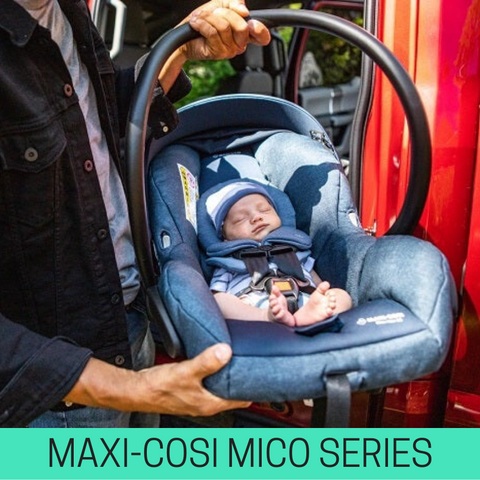strollers compatible with maxi cosi mico