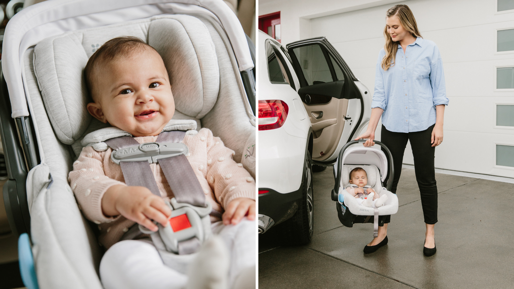 2019 UPPAbaby MESA vs. 2018 UPPAbaby MESA Car Seat Comparison