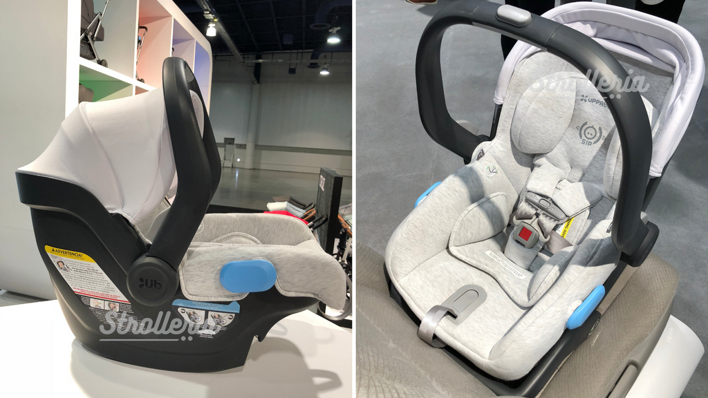 2019 UPPAbaby MESA Vs 2018 Car Seat Comparison