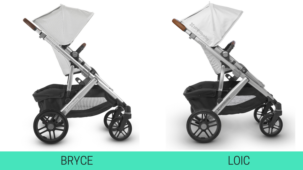 2019 UPPAbaby VISTA vs. 2018 UPPAbaby VISTA Stroller Comparison