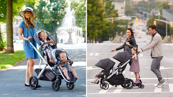 UPPAbaby VISTA vs. City Select
