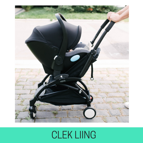 Strollers Compatible with Clek Liing