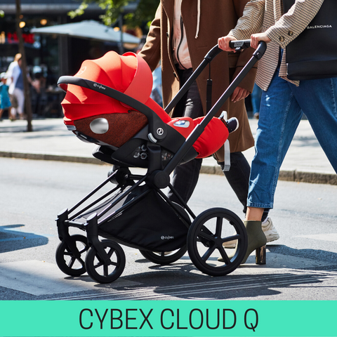 strollers compatible with cybex cloud q