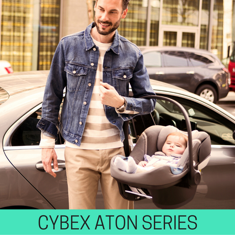 strollers compatible with cybex aton