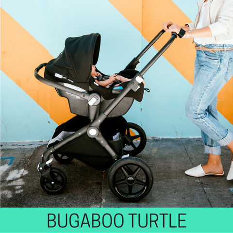 strollers compatible with bugaboo turtle