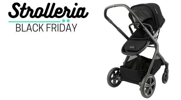 Strolleria Black Friday Nuna Demi Grow Stroller