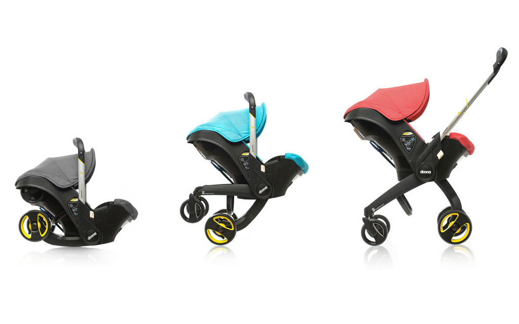 Doona Infant Car Seat Stroller in Phoenix and Scottsdale at Strolleria