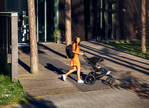 Can you use the Thule Urban Glide as an everyday stroller?
