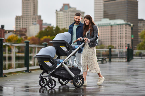 What does the Uppababy warranty cover?