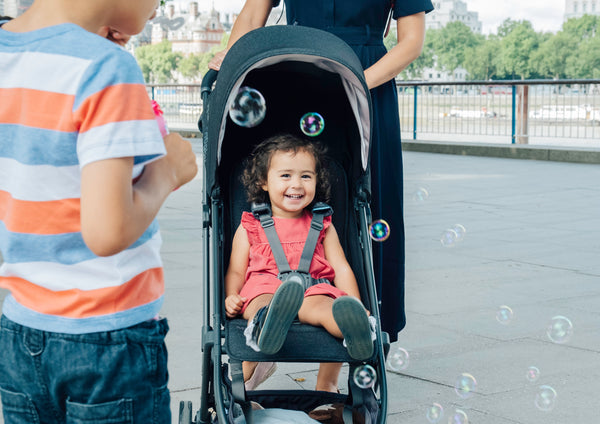 What ages can Uppababy strollers be used for?