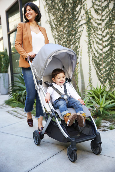 What ages can uppababy strollers be used for