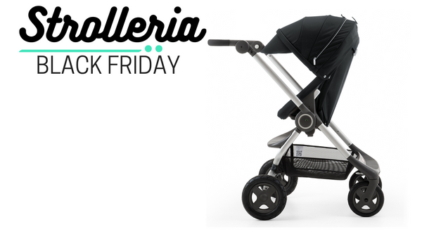 Strolleria Black Friday Stokke Scoot Sale