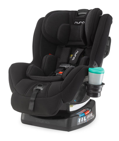 Nuna RAVA convertible car seat black