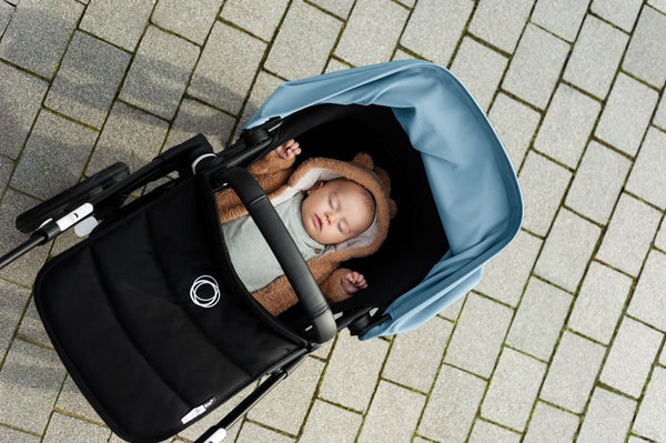 Where are strollers made