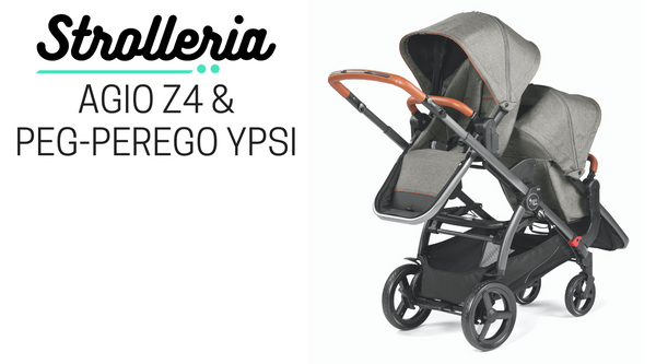 2020 Agio Z4 and Peg-Perego YPSI Release Date