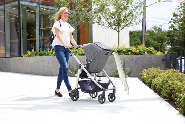 When does the UPPAbaby Cruz go on sale