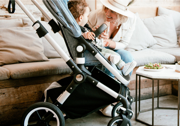 What ages are Bugaboo strollers for