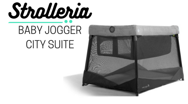 Baby Jogger City Suite Release Date