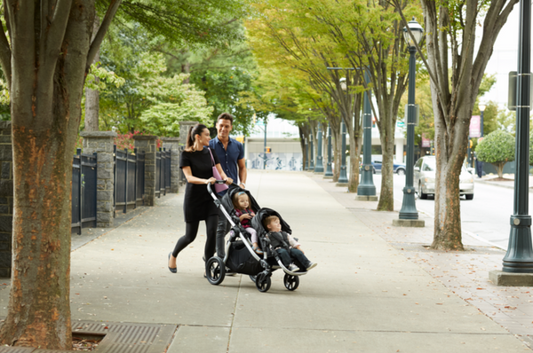 can i jog with baby jogger city select