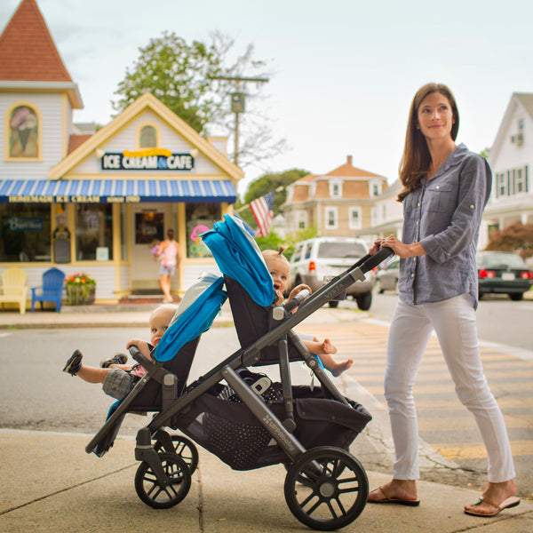 Uppababy Vista Vs City Select Strolleria