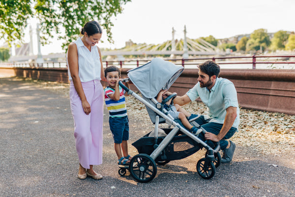 Can the Uppababy Vista convert to a double?