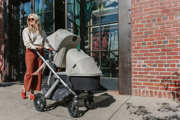 How long can you use uppababy vista