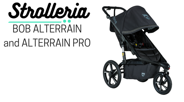 BOB Alterrain and Alterrain Pro Stroller release date