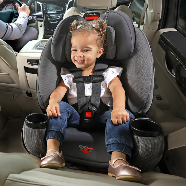 Which car seats are made in the United States