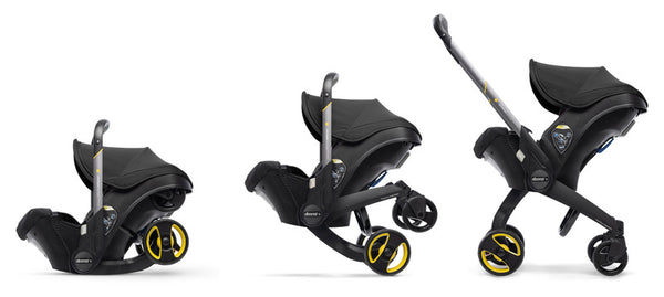 Celebrity Strollers and Car Seats