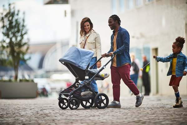 Can I jog with a Bugaboo stroller?