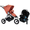Bumbleride Indie and Clek Liing Travel System
