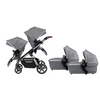 2021 Silver Cross Wave Twin Stroller