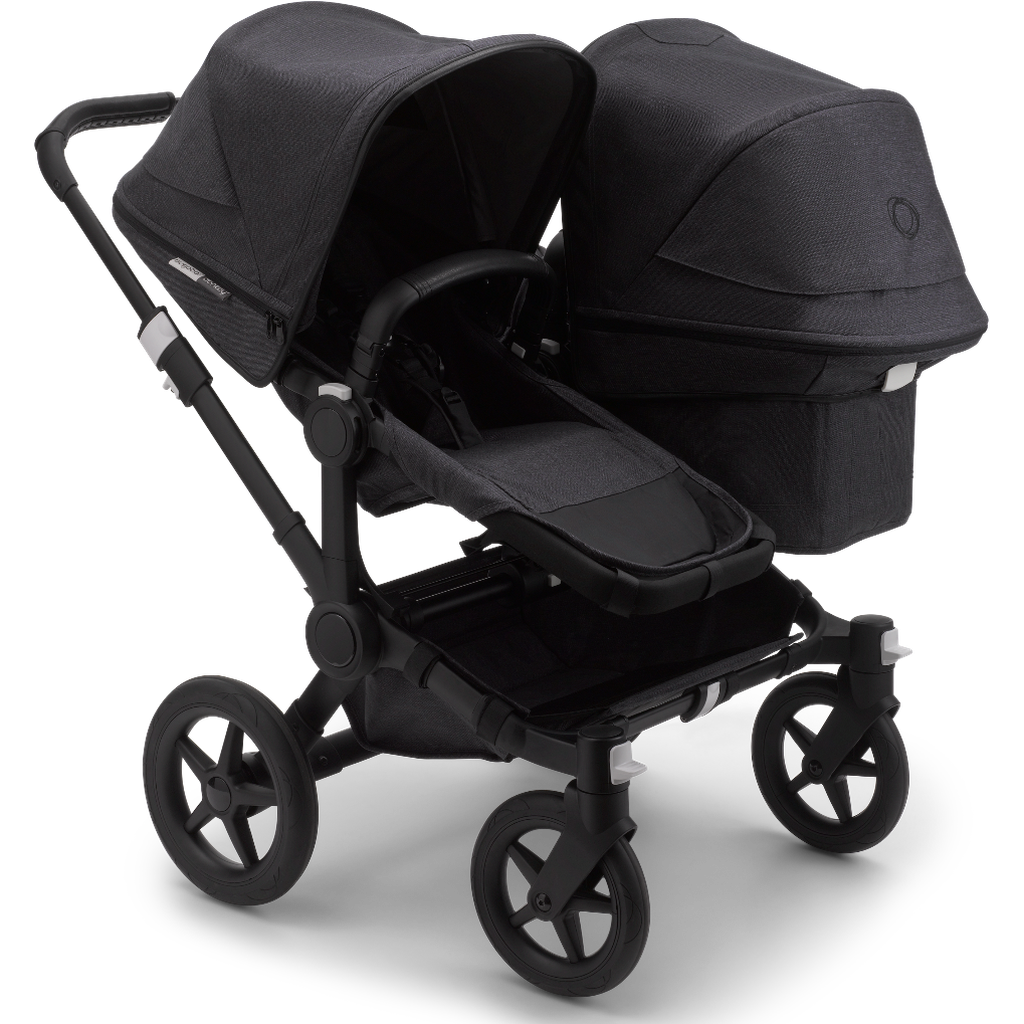 Bugaboo Donkey3 Duo Complete Stroller - Mineral Collection
