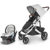 2020 UPPAbaby CRUZ V2 and MESA Travel System