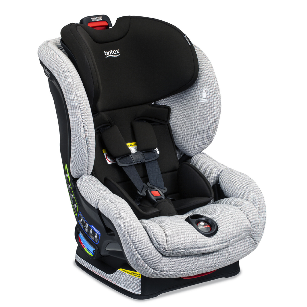 Britax Boulevard ClickTight Convertible Car Seat with Anti-Rebound Bar