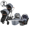 2020 UPPAbaby VISTA V2 Double Stroller and MESA Travel System