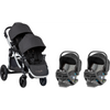 2019 Baby Jogger City Select and City GO 2 Twin Travel System-Jet-2083081 / 2083627 / 2082708 (QTY 2) / 1967362 (QTY 2)-Strolleria