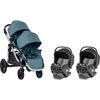 2019 Baby Jogger City Select and City GO 2 Twin Travel System-Lagoon-2083087 / 2083638 / 2082708 (QTY 2) / 1967362 (QTY 2)-Strolleria
