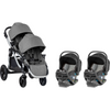 2019 Baby Jogger City Select and City GO 2 Twin Travel System-Slate-2083082 / 2083632 / 2082708 (QTY 2) / 1967362 (QTY 2)-Strolleria