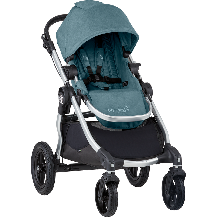 2019 Baby Jogger City Select Stroller-Moonlight-2083083-Strolleria