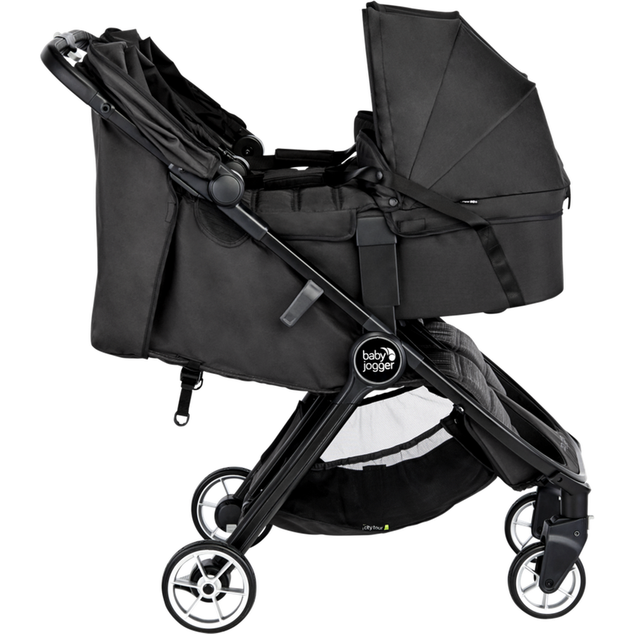 2019 City Tour 2 Double Pram-Jet-2087739-Strolleria