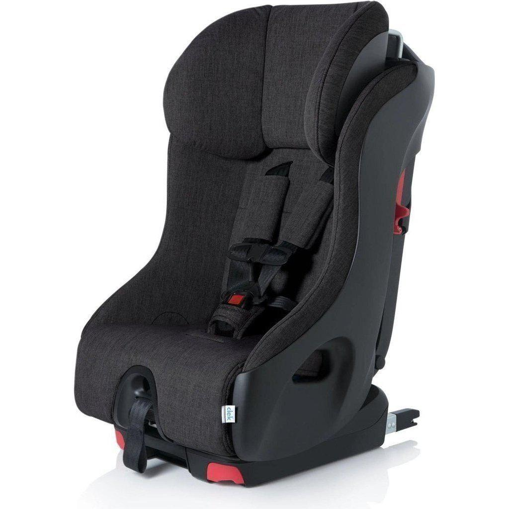2019 Clek Foonf Convertible Car Seat-Cloud Gray-FO19U1-GYW-Strolleria
