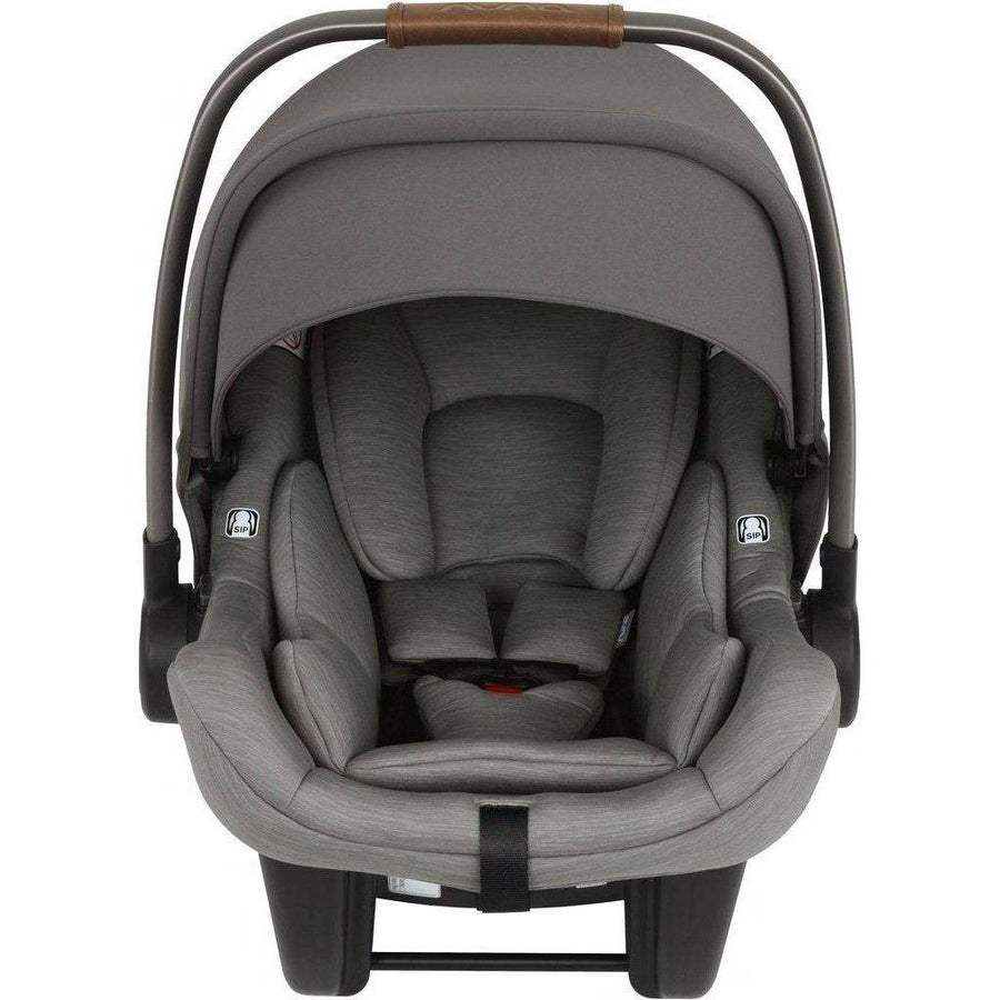 2019 Nuna PIPA Lite Infant Car Seat and Base-Aspen-CF08500ASP-Strolleria