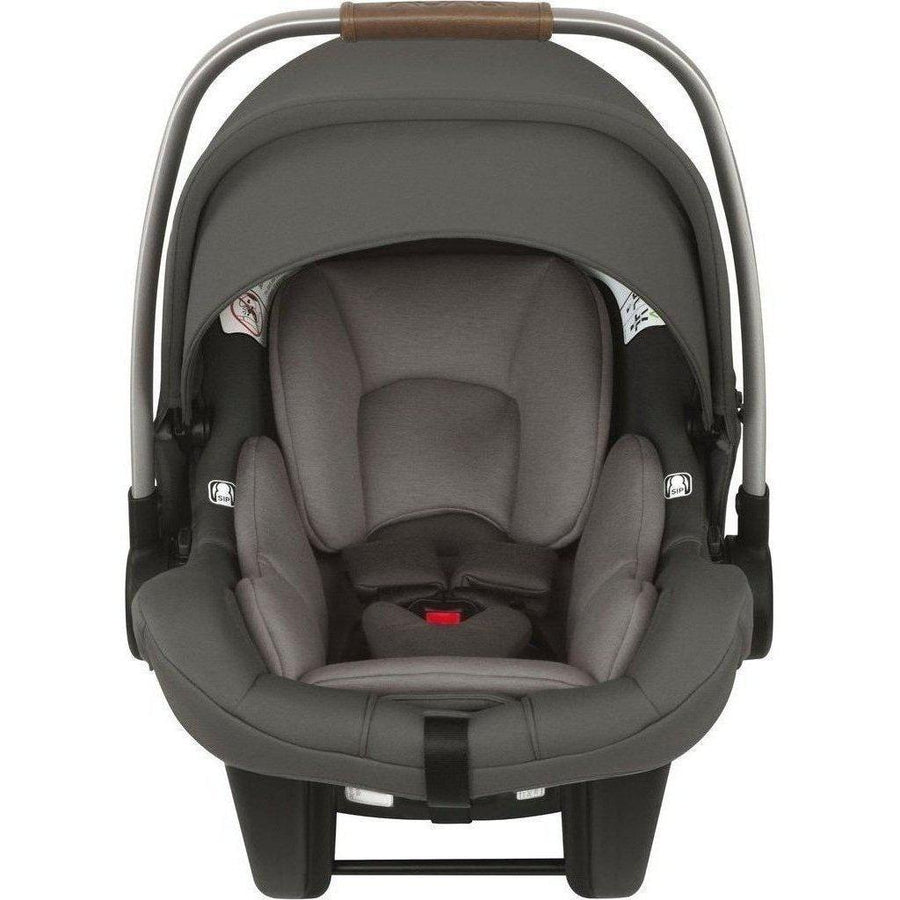 2019 Nuna PIPA Lite LX Infant Car Seat and Base-Birch-CF08501BIR-Strolleria
