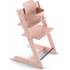 2019 Stokke Tripp Trapp High Chair with Baby Set-Serene Pink-545000-Strolleria
