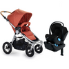 Bumbleride Era and Clek Liing Travel System