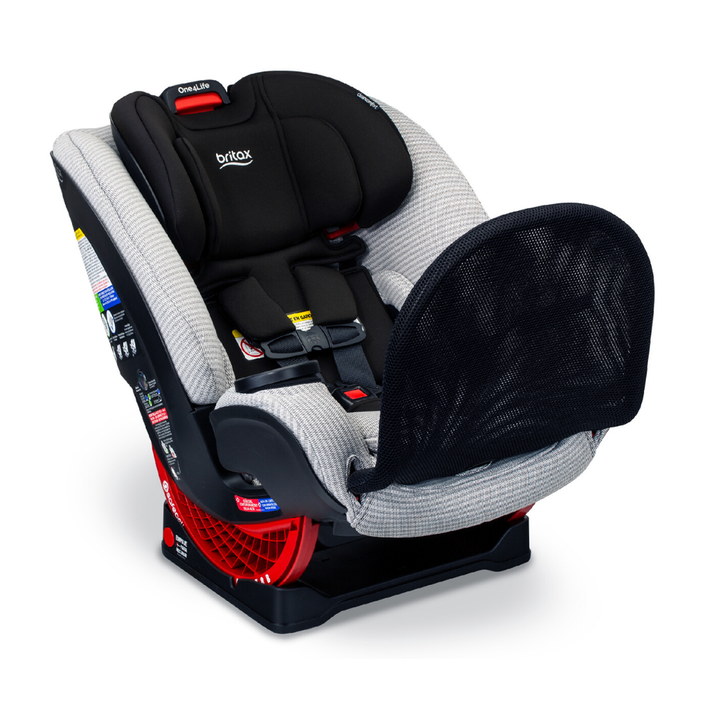 Britax One4Life All-in-One Car Seat with Anti-Rebound Bar - Clean Comfort
